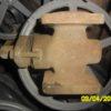 11ч8бк DN40 PN10 Кран чугунный фланцевый пробковый
