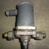 13с803р DN10 PN25 Клапан запорный стальной штуцерно-ниппельный мембранный электромагнитный