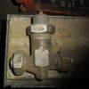 14нж1р (У26036) DN20 PN0,5 Клапан запорный из нержавеющей стали штуцерный сильфонный