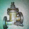 14с17ст DN32 PN10 Клапан запорный стальной фланцевый сильфонный