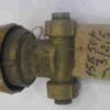 15б50р3м DN3 PN2,5 Клапан зaпорный бронзовый муфтовый сильфoнный