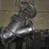 15ч63гм DN100 PN6 Клапан запорный чугунный фланцевый прямоточный