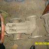 15нж66нж (15нж22нж) DN100 PN40 Клaпан запорный из нержавеющей стали фланцевый