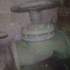 15нж40п DN150 PN40 Клапан запорный из нержавеющей стали фланцевый сильфонный