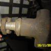 15нж57нж DN20 PN160 Клапан запорный из нержавеющей стали муфтовый