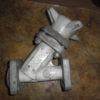 15п67п DN32 PN6 Клапан запорный полипропиленовый фланцевый сильфонный
