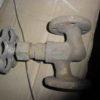 15с51п DN20 PN25 Клапан запорный стальной фланцевый
