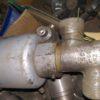15с832р DN15 PN16 Клапан запорный стальной цапковый НЗ электромагнитный
