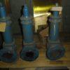 17нж13нж DN50 PN16 Клапан предохранительный из нержавеющей стали фланцевый без подрыва пружинный