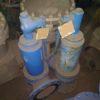 17нж25нж DN150 PN40 Клапан предохранительный из нержавеющей стали фланцевый с ручным подрывом пружинный