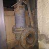 17с89нж DN50 PN63 Клапан предохранительный стальной фланцевый с ручным подрывом пружинный