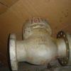 19нж19нж DN150 PN160 Клапан обратный из нержавеющей стали поворотный фланцевый