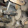 21ч10нж DN150 PN16 Регулятор давления чугунный фланцевый после себя с МИМ