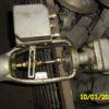 25ч38нж DN50 PN16 Клапан регулирующий НЗ чугунный фланцевый с МИМ