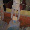 25нж48нж DN150 PN63 Клапан регулирующий НО из нержавеющей стали фланцевый с МИМ