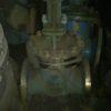 30нж76нж DN150 PN63 Задвижка из нержавеющей стали фланцевая (имп)