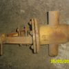 30с65нж DN50 PN25 Задвижка стальная под приварку  штампосварная