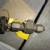 КС 7153-05 АЗТ-10-4/250 DN4 PN250 Клaпан запорный латунный штуцерно-ниппельный угловой